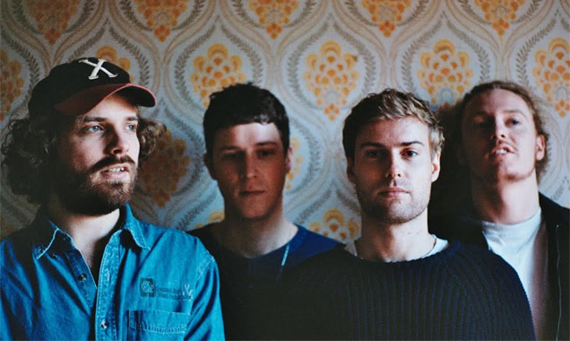 Newly-Signed Palace Say They're All About Having A Good Time