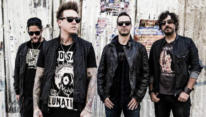 Papa Roach return with their ninth album 'Crooked Teeth'