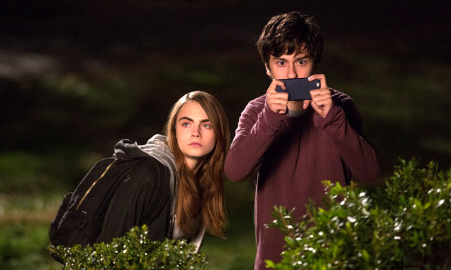 Paper Towns Boosts Cara Delevingne To Leading Lady Status