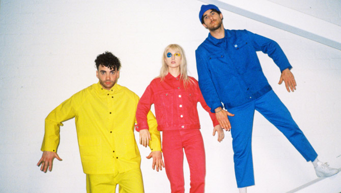 Paramore return with their fifth studio album