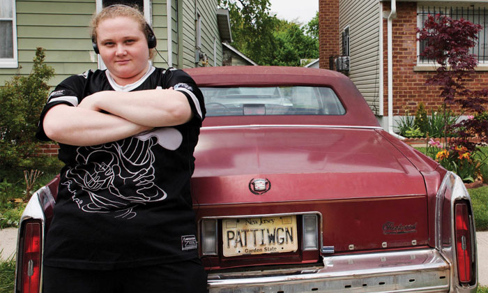 Danielle in Patti Cake$