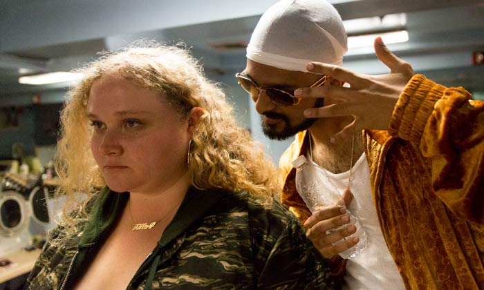 Danielle MacDonald in Patti Cake$
