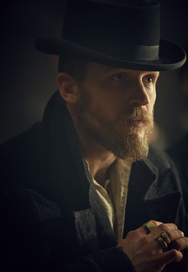 Tom Hardy Will Return To 'Peaky Blinders' As Alfie Solomons