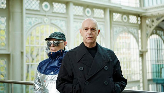Pet Shop Boys Invite Fans Into Their 'Inner Sanctum'