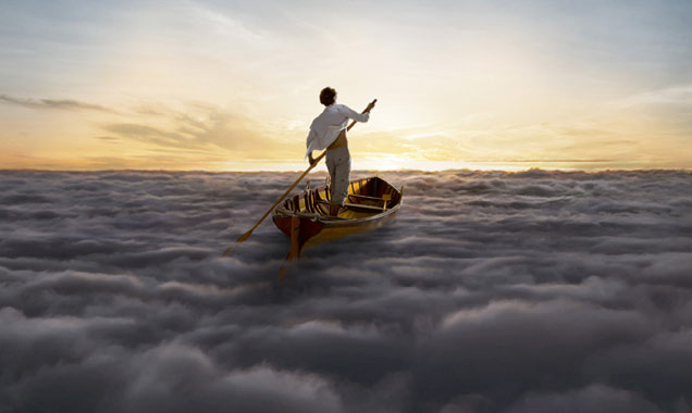 Pink Floyd the endless river art