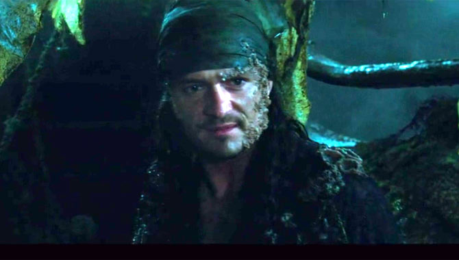 Orlando Bloom Insists That Kids Will Always Love Pirates