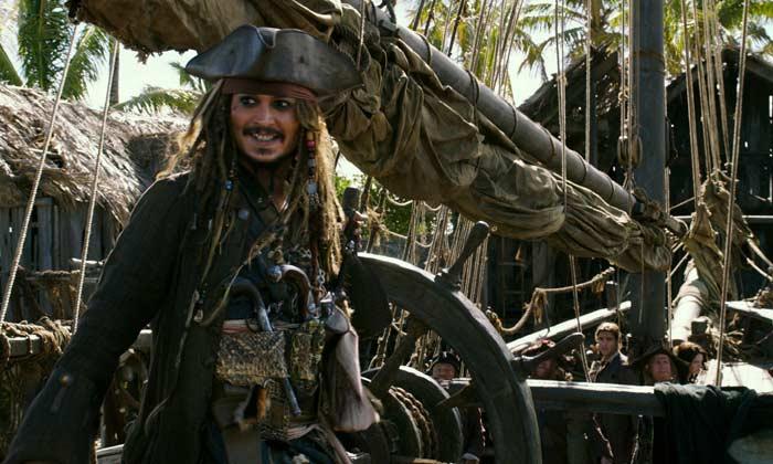 Brenton Thwaites Enjoyed Johnny Depp's Irreverent Approach