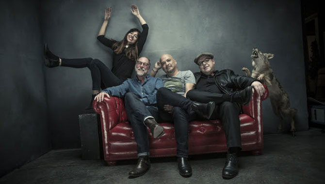 Pixies Are Returning With An All New Album Entitled 'Head Carrier'