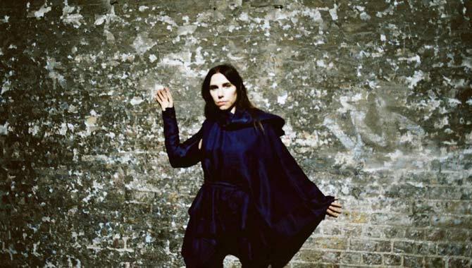 PJ Harvey Scores First Ever UK Number One Album
