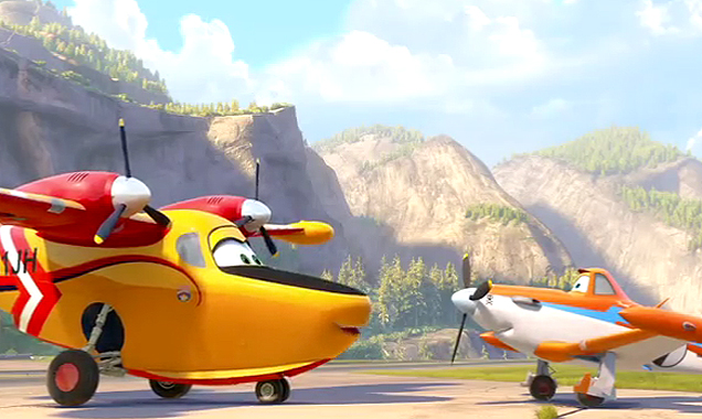 Planes: Fire and Rescue still