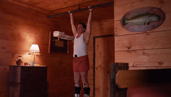 John Malkovich as Dale Cooper