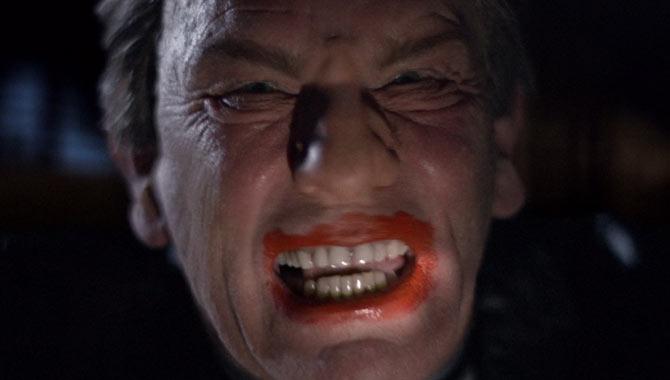 John Malkovich as Frank Booth