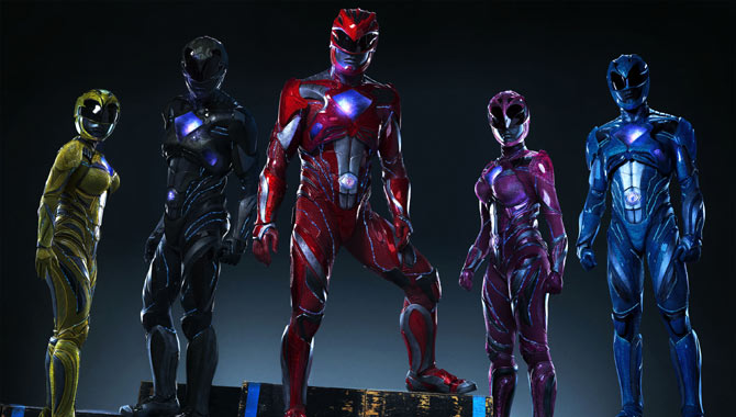 Elizabeth Banks Gets Mean In The New 'Power Rangers' Trailer