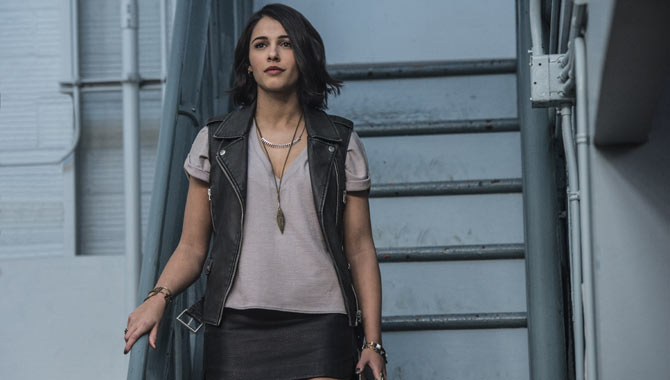 Naomi Scott Reflects On Training 'Crash Course' For Power Rangers