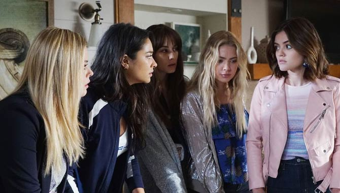 'Pretty Little Liars' returns for its final run this April
