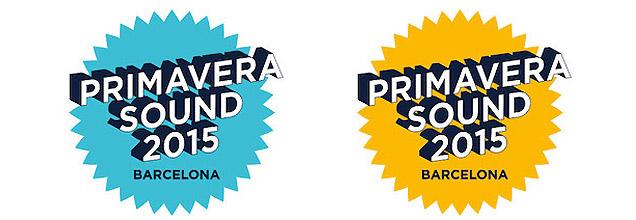 Primavera Sound 2015 logo