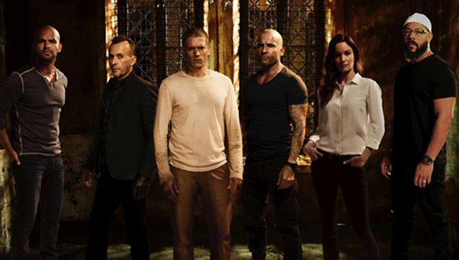 Prison Break key cast