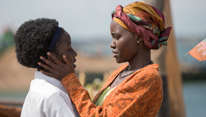 'Queen Of Katwe' was a true story directed by Mira Nair