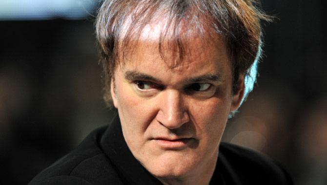 Quentin Tarantino in 2013