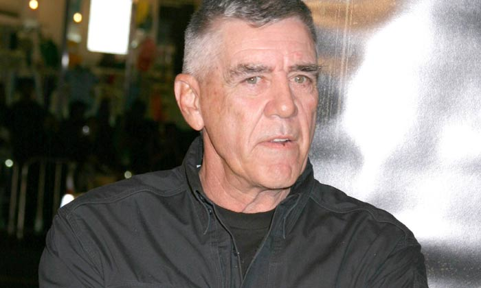 R. Lee Ermey pictured in 2006