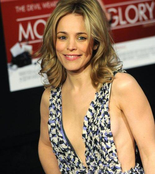 Rachel McAdams at 'Morning Glory' UK premiere
