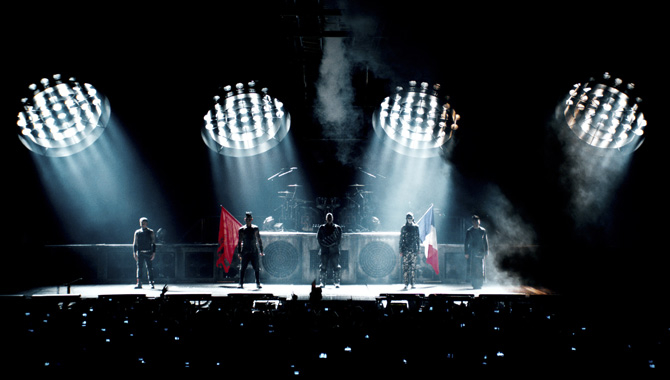 Re-Visit Two Of The Greatest Rammstein Shows With The 'Rammstein: Paris' Film