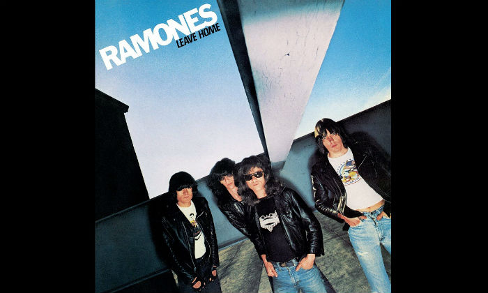Album of the Week: The Ramones' often overlooked sophomore release 'Leave Home'