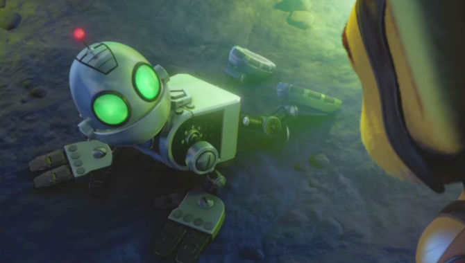 Ratchet And Clank 3