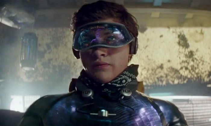 Tye Sheridan stars in 'Ready Player One'