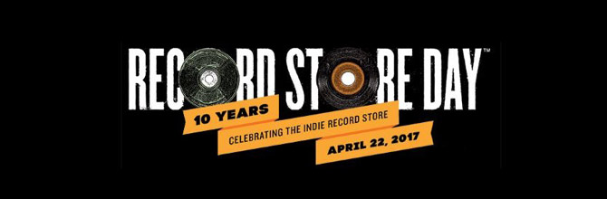 Our Guide To Record Store Day 2017