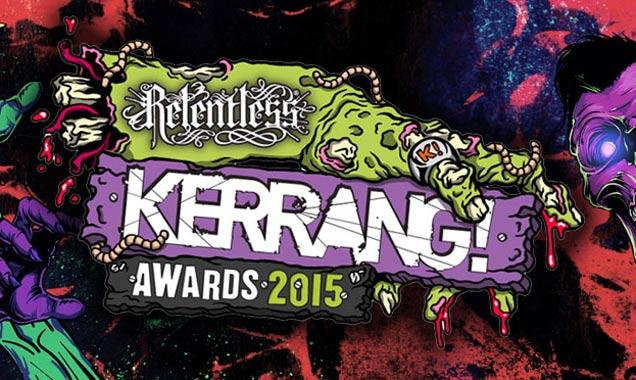 Kerrang Awards logo