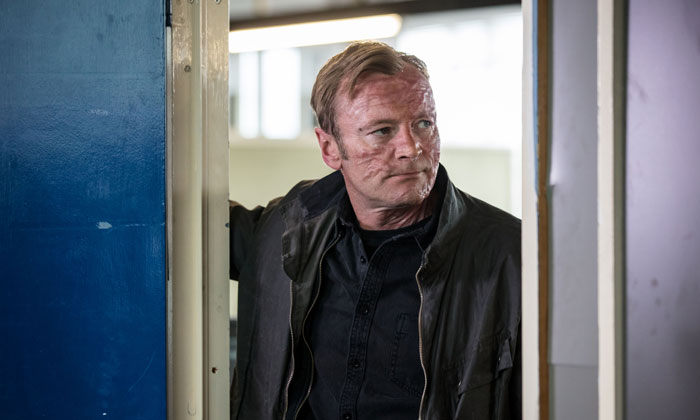 Richard Dormer in 'Rellik'
