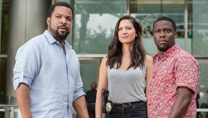 For Kevin Hart, Ride Along 2 Was About Having Fun