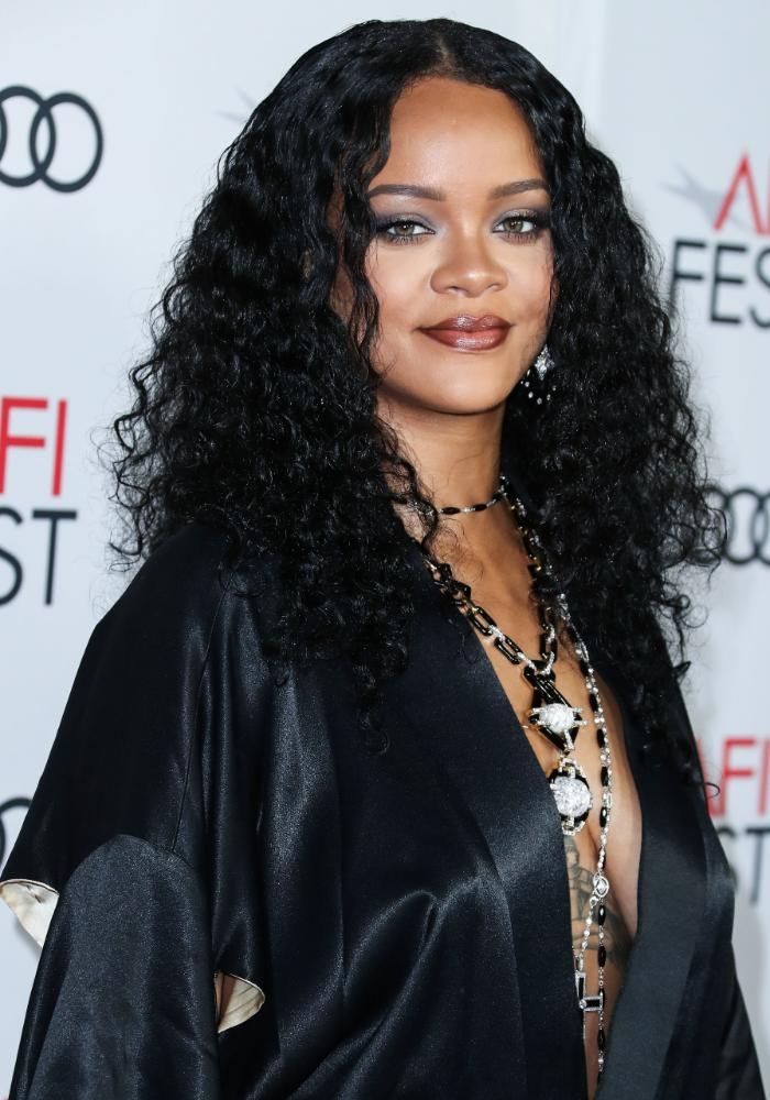 Rihanna at AFI FEST 2019 / Photo Credit:  Image Press Agency/SIPA USA/PA Images