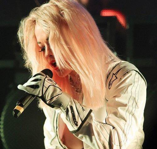 Rita Ora at Red Bull Culture Clash at London's Wembley Arena