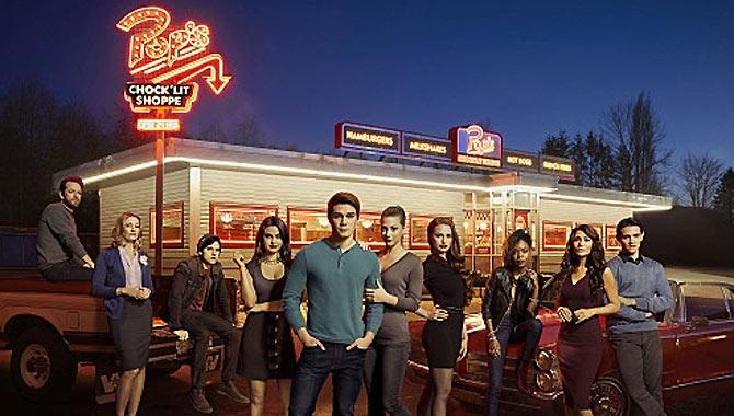 'Riverdale' makes its season 2 return in October