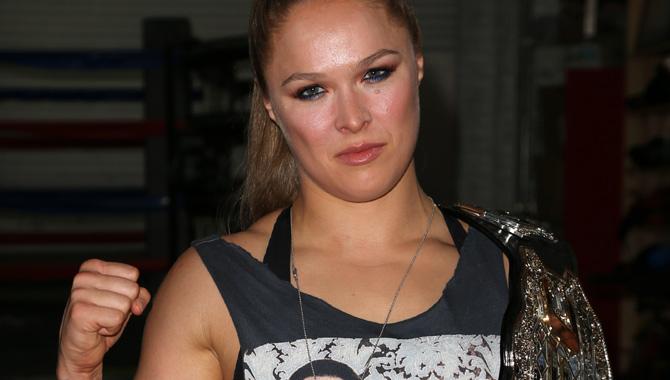 UFC Champ Votes Bernie Sanders! Plus 10 More Reasons We Love Ronda Rousey