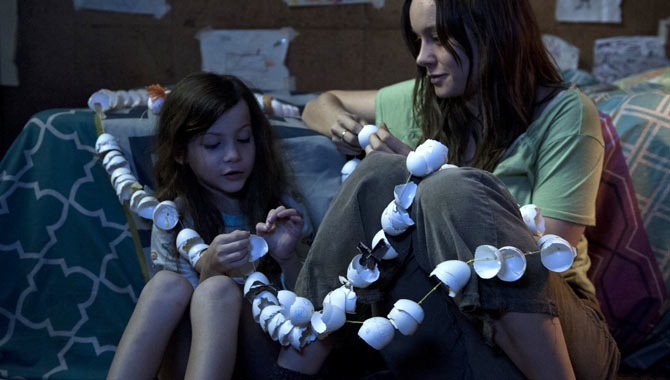 Brie Larson Had Little Connection To The Outside World To Prepare For Role In TIFF Award Winner 'Room'
