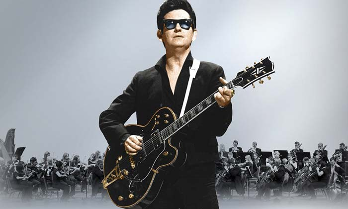Roy Orbison and the Philharmonic Orchestra