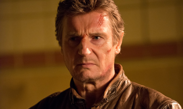Liam Neeson in 'Run All Night'