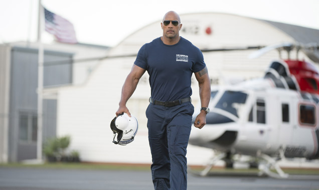 Earthquake Reaction 101 with The Rock: San Andreas Wins Weekend Box Office
