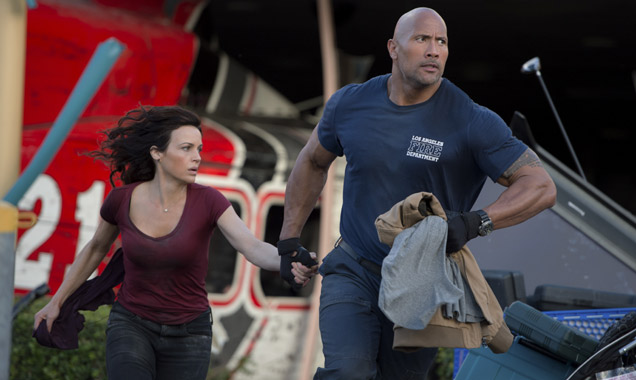 Dwayne 'The Rock' Johnson Is On A Roll With 'San Andreas'