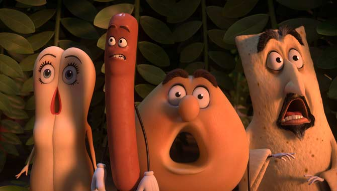 'Sausage Party': You'll Never See Food In The Same Way Again