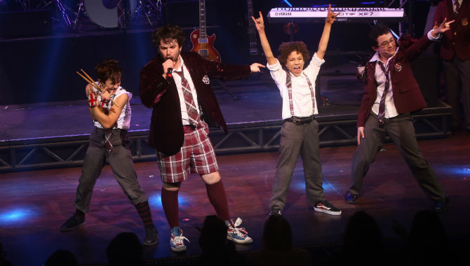 Andrew Lloyd Webber's 'School Of Rock' Finally Hits Broadway [Photos]