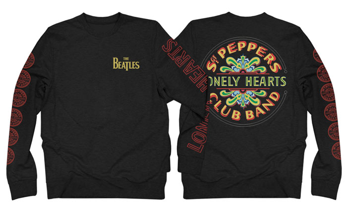 Selfridges Unveil New Beatles Merch For 'Sgt. Pepper' 50th Anniversary