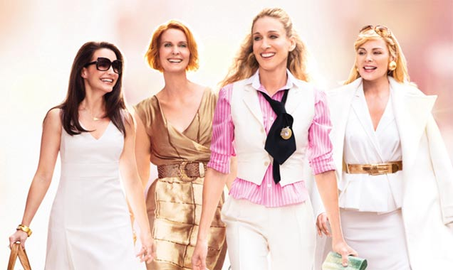 "Sarah Jessica Parker Teases That Third Sex And The City Movie Is ""Fairly Nearby"""
