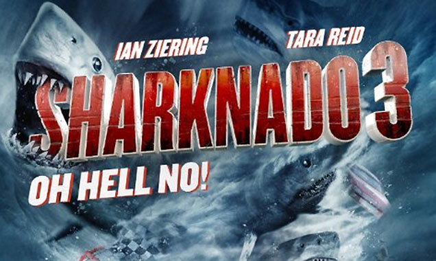 Sharknado 3: Oh Hell No Gives Ian Ziering A Franchise