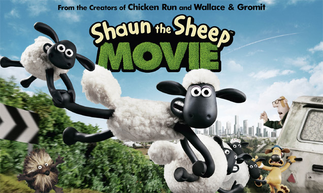 Shaun The Sheep the Movie Poster