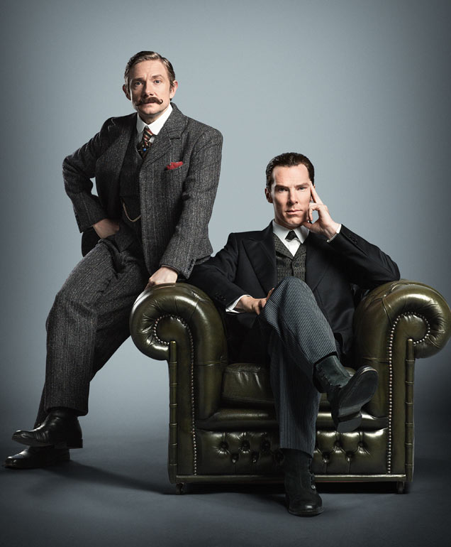 Sherlock Victorian Special image