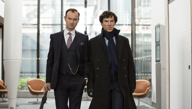 Mark Gatiss Hints BBC's 'Sherlock' Could Be Finished